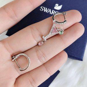 SWAROVSKI NO REGRETS cocktail earrings